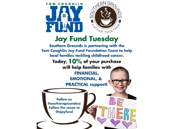Jay Fund Tuesdays